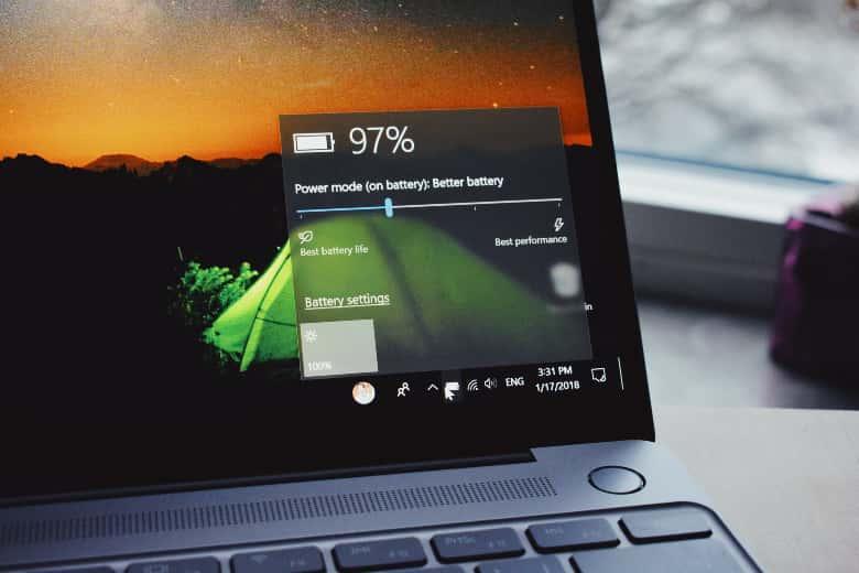 Chromebook vs Microsoft Windows laptop on battery life
