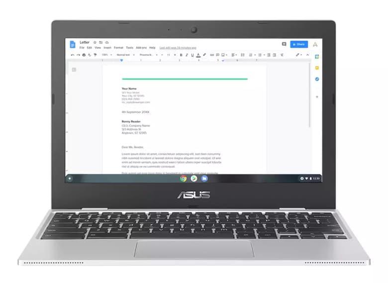Asus CX1 Chromebook review