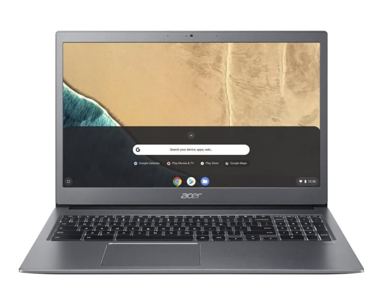 Acer 715 Chromebook specification review