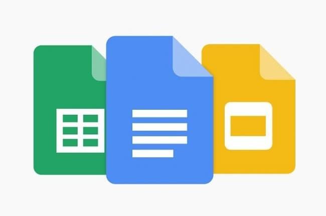 Google docs on a Chromebook