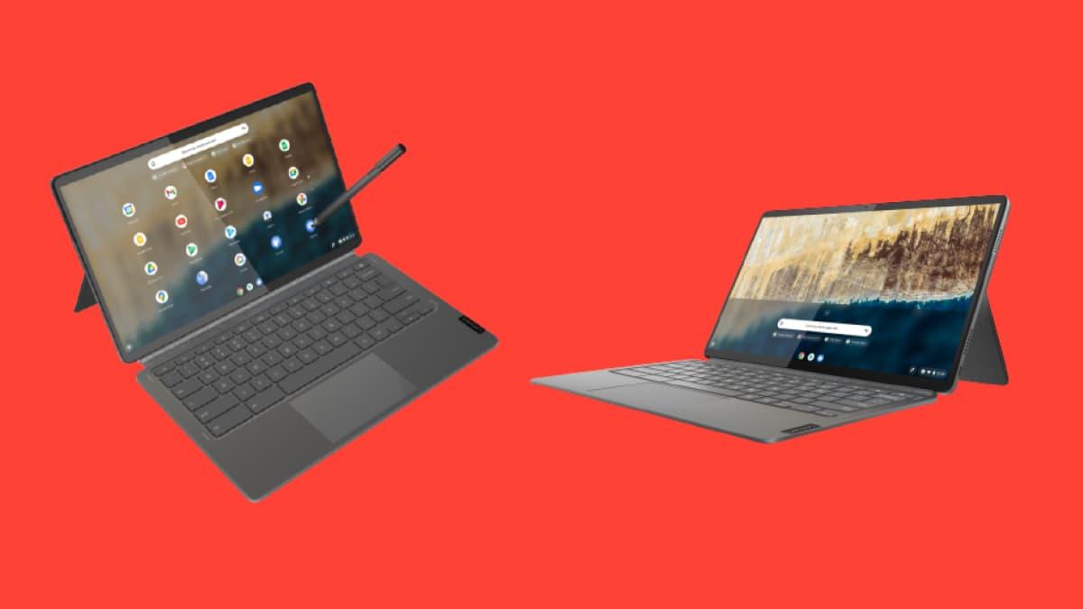The new Lenovo Chromebook Duet 5