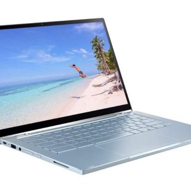 Asus C433 Chromebook deal – Reduced by £100 at Currys PC World