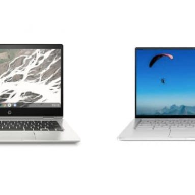 Chromebook Comparison – Asus C434 vs HP x 360 Chromebook