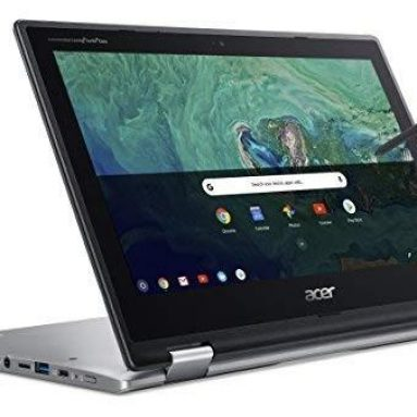 Acer Spin 11 Chromebook review