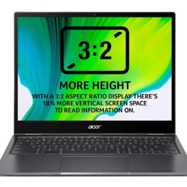 Acer Spin 713 Chromebook Specification Review