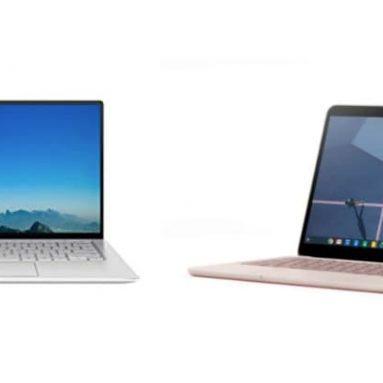 Chromebook Comparison – Asus C434 Chromebook Vs Google Pixelbook Go