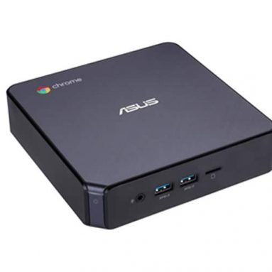 The Chromebox now comes with Android Apps
