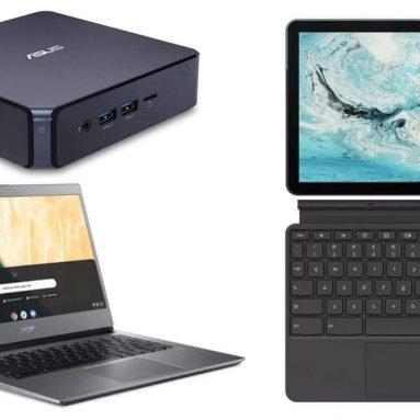 Chromebook vs Chromebox vs Chrome OS detachable – Which is best?