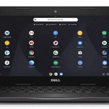 Dell Inspiron Chromebook 11 Laptop