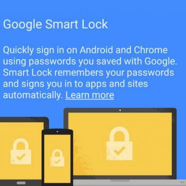 How to use Google Smart Lock on your Chromebook