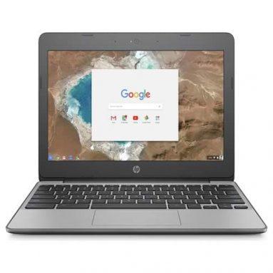 HP Chromebook 11 G5 laptop
