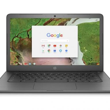 HP Chromebook 14 G5 laptop