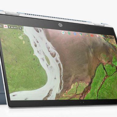 HP x 360 14-inch Chromebook Review Specification (da0xxxna)