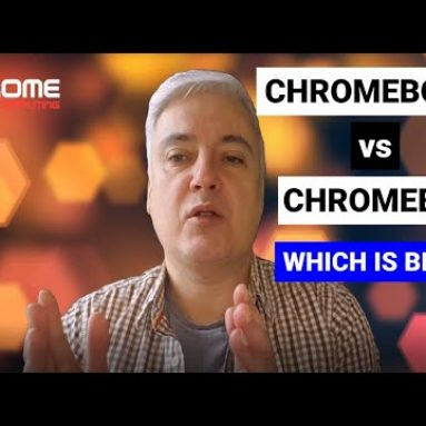 Chromebook vs Chromebox – which is best