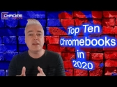 Top Ten Chromebooks in 2020