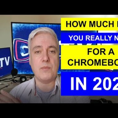 How much RAM you need for a Chromebook in 2021