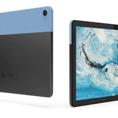 Lenovo Ideapad Chromebook Duet 2-in-1 availability
