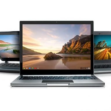 What display to look for when buying a Chromebook