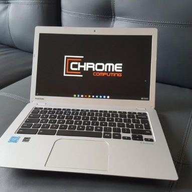 Why I still love my Toshiba Chromebook 2